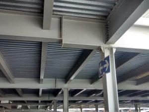 جزوه سقف عرشه فولادی