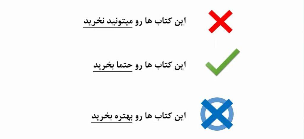 منابع آزمون نظارت و اجرا عمران